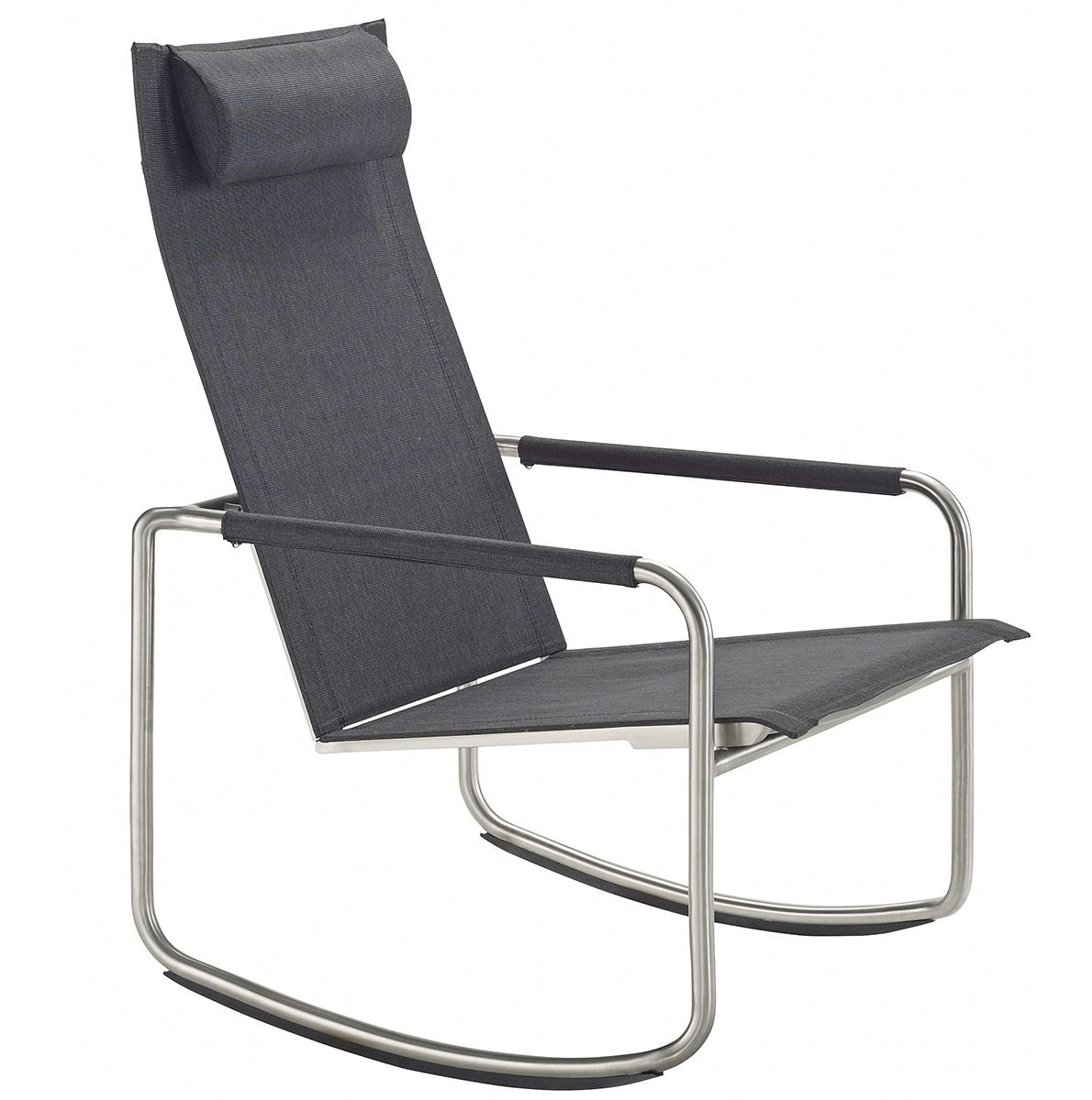 Solpuri Jardin Rocking Deck Chair inkl. Nackenrolle