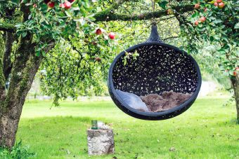 """unknown nordic """"Bios Mini Hanging lounger"""" Hängesessel"""