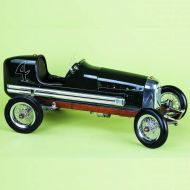 "Modellrennwagen Bantam Midget in der Sonderedition ""racing green"""