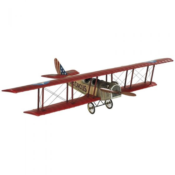 Flying Circus Jenny Flugzeugmodell Authentic Model  AP400