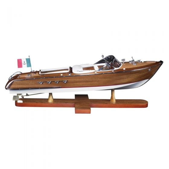 Authentic Models modelboot Lago di como