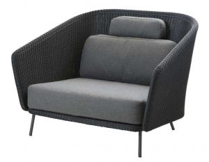 Cane-line Chester Hocker Loungehocker Beistellhocker