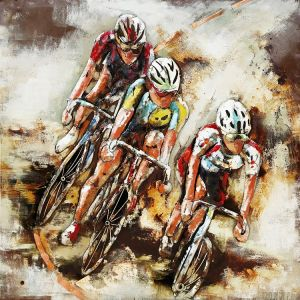 "Metall - Wandbild ""Tour de France 2"""