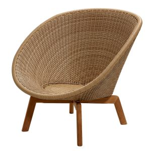 cane-line peacock loungesessel