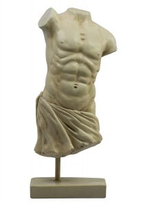 AR052 Authentic Models Roman Male Torso