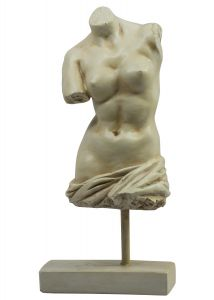 AR053 Authentic Models Roman Female Torso