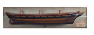 Authentic Models Tea Clipper Thermopylae AS192 Hakbmodell