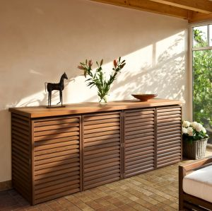 Herrenhaus CUBIC NATURE Sideboard