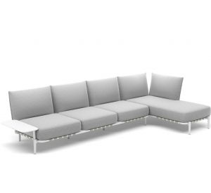 DEDON Brea 4 Sitzer Sofa mit Daybed links