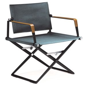 Dedon Seax Lounge Chair nori petrol dark