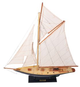 Authentic Models J-Yacht Rainbow 1934 AS152