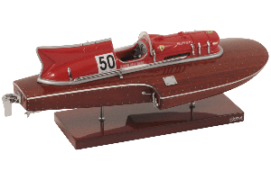 Wasserflugzeug Ferrari KIADE Authentic Models