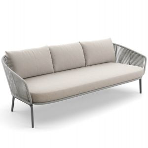 Dedon Rilly 3er-Sofa