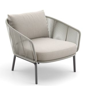 Dedon Rilly Lounge Sessel