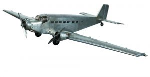 Authentic Models AP454 Junkers Tante Ju Iron Annie