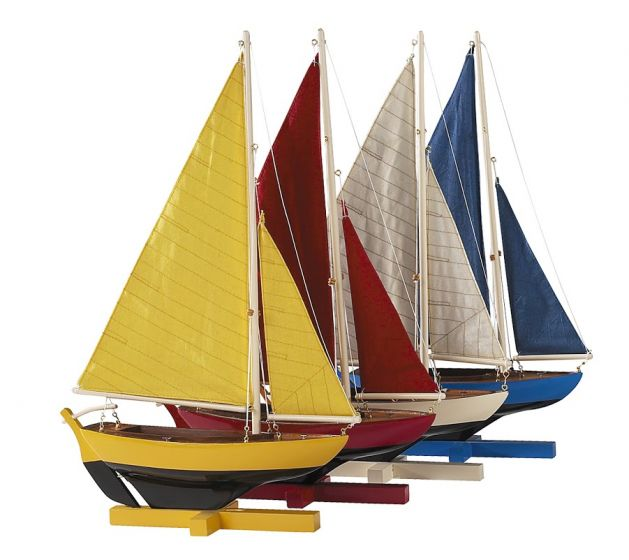 Authentic Models AS170 Pond Yacht Set